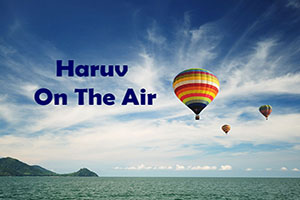 Haruv On The Air
