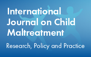 Special Issue on Female perpetrators of Childhood Maltreatment