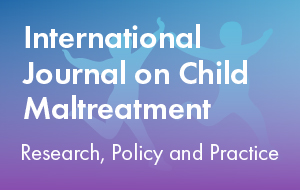Special Issue on Public Health Approaches to Prevent Child Maltreatment